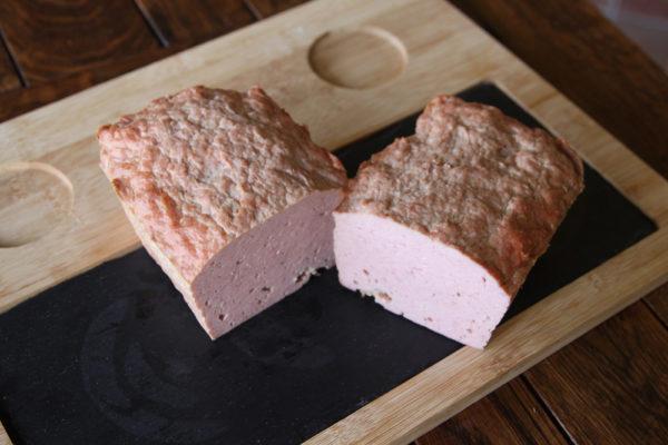 Колбаса «колбасный хлебец классический» без оболочки 3