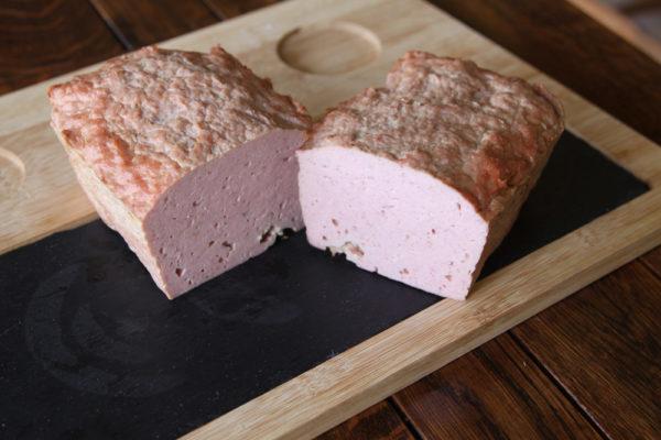 Колбаса «колбасный хлебец классический» без оболочки 2