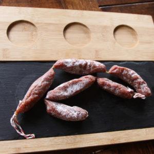 Колбаса сыровяленая фуэт, благородная плесень 2